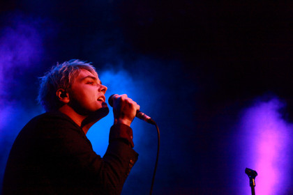 Fotos: Gerard Way live im Gloria in Köln