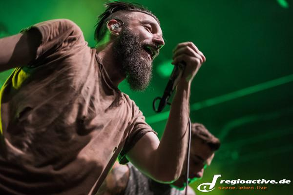 Fotos: Caliban live in der Batschkapp in Frankfurt